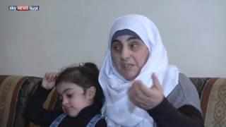 لاجئة تحدت الإعاقة وكرست وقتها للاجئين