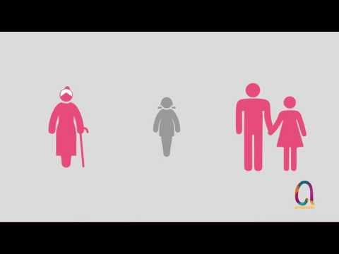 HIV Awareness Motion Graphic Video