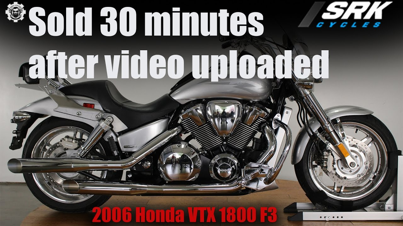 honda vtx   youtube