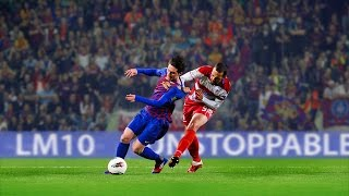 Trying To Stop The Young/Old Lionel Messi
