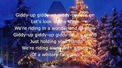 Sleigh Ride Lyrics