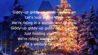 Sleigh Ride Lyrics