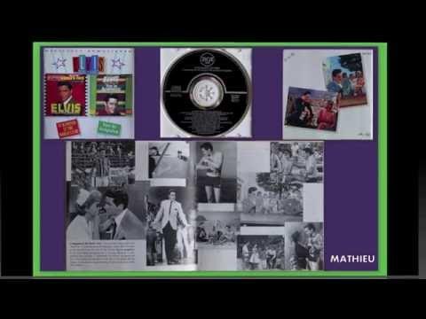 ELVIS DOUBLE FEATURES CD 1993 1994