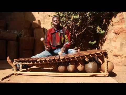 Balafon style Sénoufo - Adama Diabaté - Niangoya