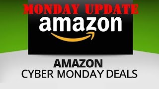 Cyber Monday Amazon Deals UPDATED