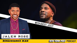 Respect is Earned, Not Given ft. Jeezy | Renaissance Man with Jalen Rose | New York Post