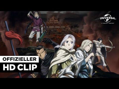 Heroic Legend of Arslan Vol. 1 - Clip HD deutsch / german