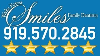Wake Forest Smiles Family Dentistry Reviews | Call: 919.570.2845
