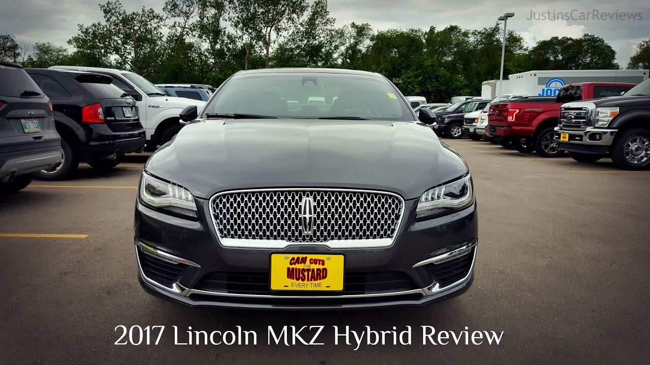 2017 Lincoln Mkz 2 0h Hybrid Review