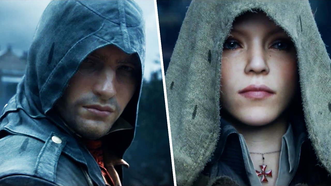 Cinematic Trailer For Assassin S Creed Unity Introduces Elise