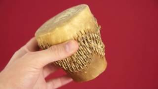 Музыкальный инструмент Гоша Нагара (кожа)