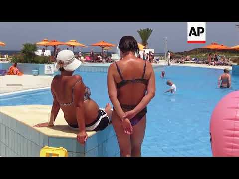 Tourists finally feel safe enough to come back to Tunisia