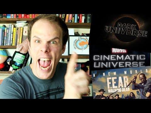 ELEGED VAN a Filmes Univerzumokból?!