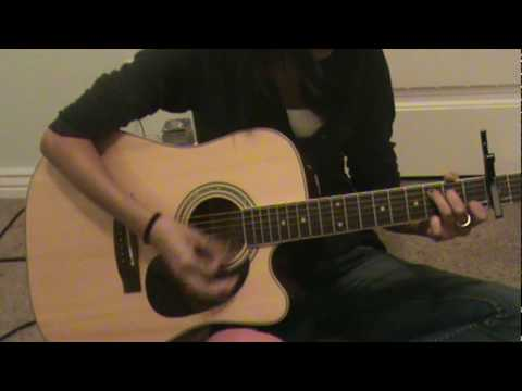 World of Chances- Demi Lovato (Acoustic Guitar Cover)