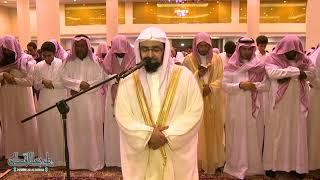 ليلة خاشعة وباكية للشيخ ناصر القطامي من تهجد 27 لرمضان 1434