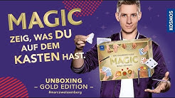 KOSMOS – Die Zauberschule MAGIC Gold Edition