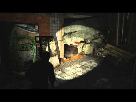 The Last Of Us: Remastered - Downtown: Traverse Subway (Clickers & Runners) Molotovs Acquired PS4