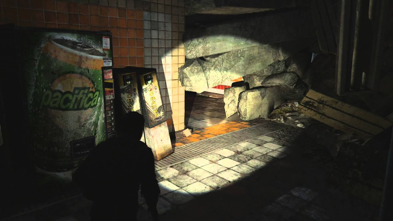 The Last Of Us Remastered Downtown Traverse Subway Clickers - The last of us remastered maps
