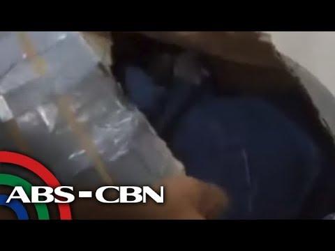 Reklamo ng balikbayan: Bagahe, dumating na 'butas-butas' sa NAIA 3