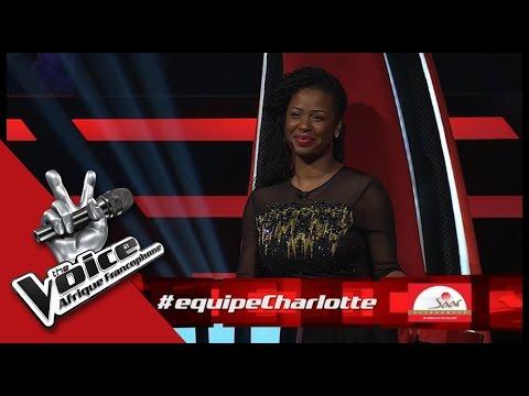 Integrale Equipe Charlotte   (The Voice Afrique francophone 2016 - Demi Finale)