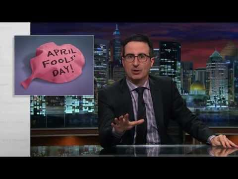 April Fools' Day (Web Exclusive): Last Week Tonight with John Oliver (HBO)