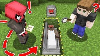 KORKUNÇ BÜYÜKANNE'nin MEZARINI BULDUM! 😱 - Minecraft