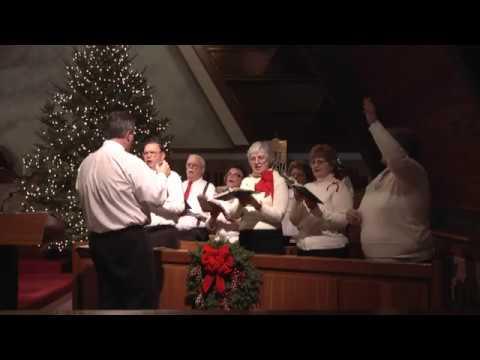 Sacred Heart Christmas Eve Mass  12-24-11