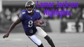 Lamar Jackson || Ballin' - Roddy Ricch || NFL Mix