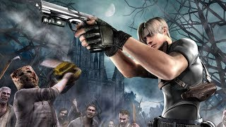 Resident Evil 4 Modo Profissional