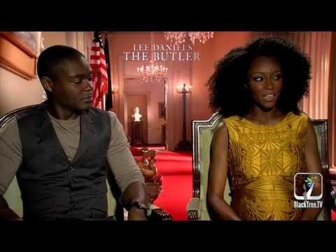 THE BUTLER interview w/ Yaya and David Oyelowo