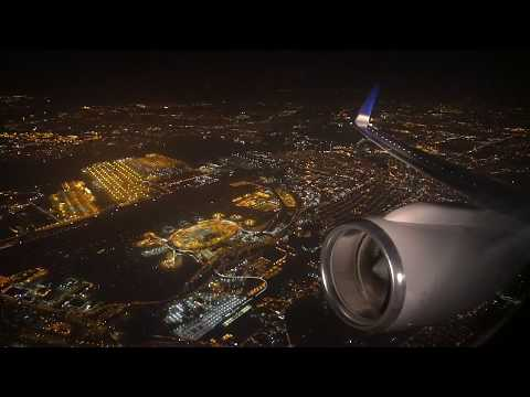 RB211 ROAR! AWESOME Polaris United Boeing 757-200 Taxi & Takeoff From Newark!