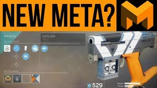 Sidearms: The Ultimate Weapon? (Destiny 2 Forsaken PVP Gameplay)