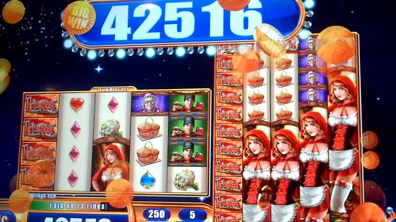 Lili Red Slot Machine