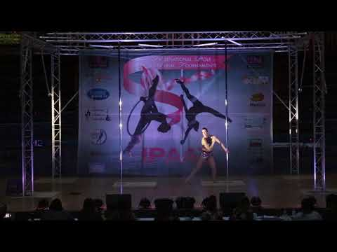 IPAAT 2018 Finals: Intermediate Pole 2nd Place: Vita Duka