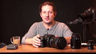 обзор фотокамеры Pentax 645Z от Дмитрия Евтифеева