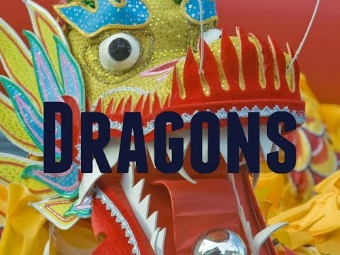 China Documentary: Year of the Dragon 2012, Chinese Folk Story, Mythical Dragon Brings Prosperity.
