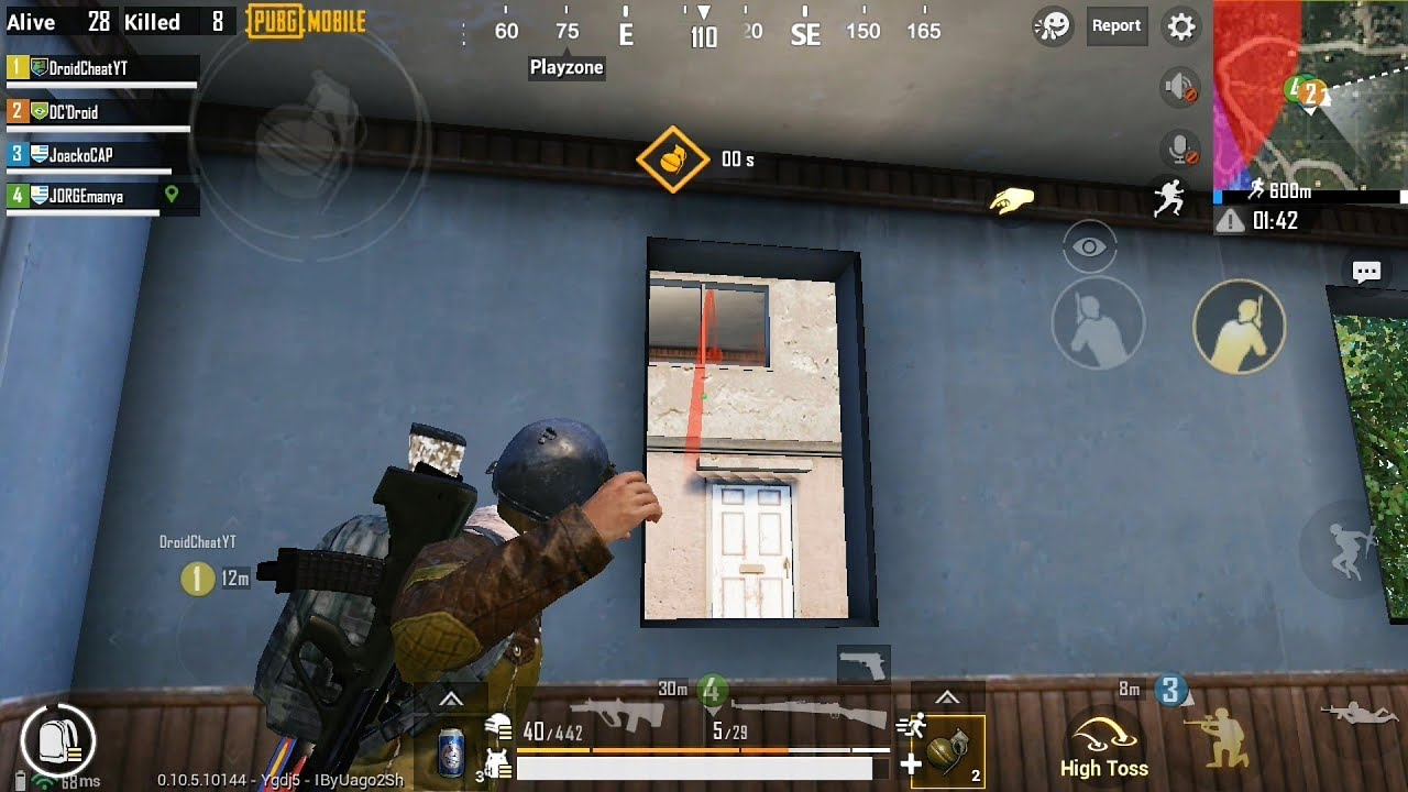 Official Pubg Mobile Gameplay: PUBG Mobile Android Gameplay #26