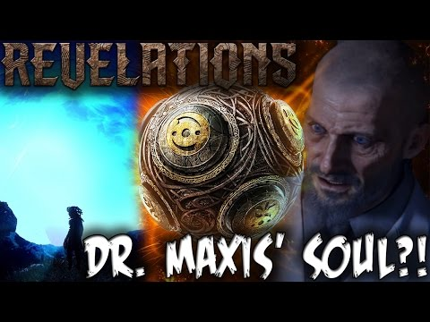 WE NEED TO SAVE HIS SOUL - Revelations Easter Egg - Black Ops 3 Zombies