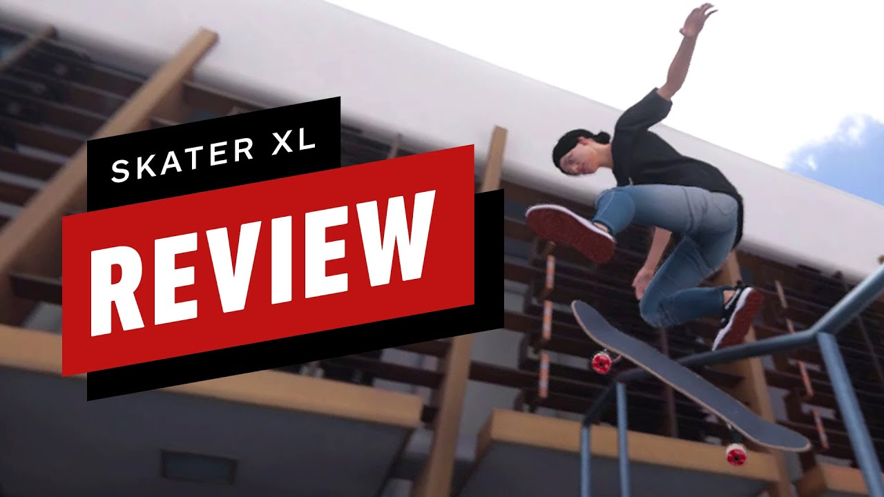 Skater XL Review (Video Game Video Review)