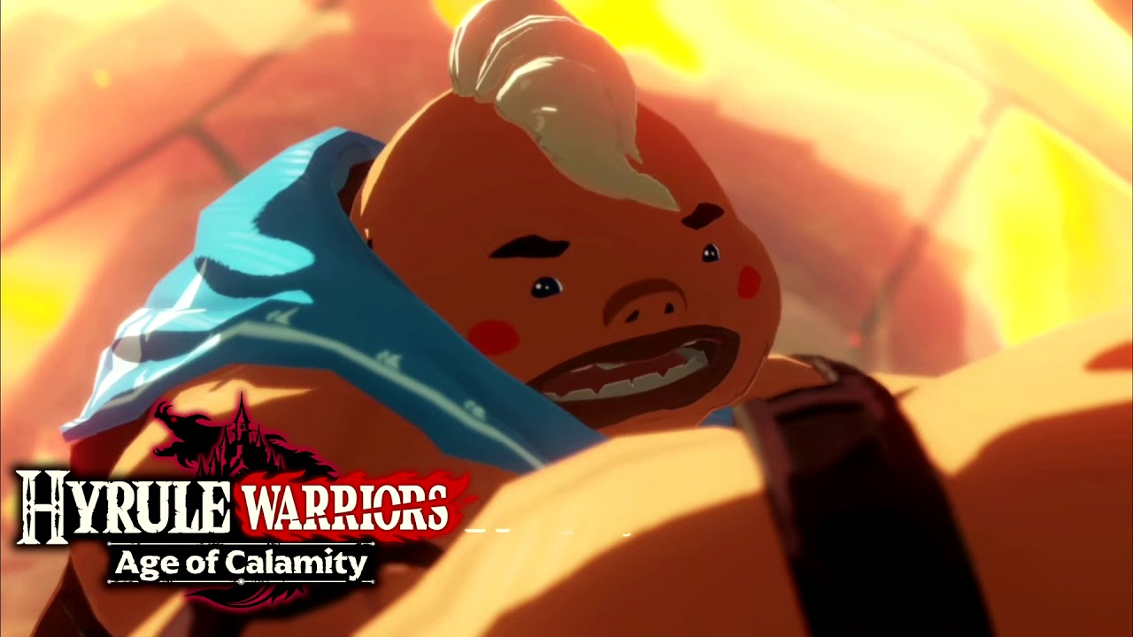 Hyrule Warriors Age Of Calamity Ost Worlds Converge Sidon Yunobo Extended Youtube