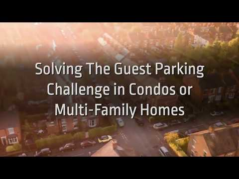 Solving The Guest Parking Challenge in Condos or Multi-Family Homes