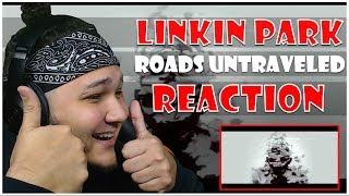 🎤 Hip-Hop Fan Reacts To Linkin Park - Roads Untraveled 🎸   iamsickflowz