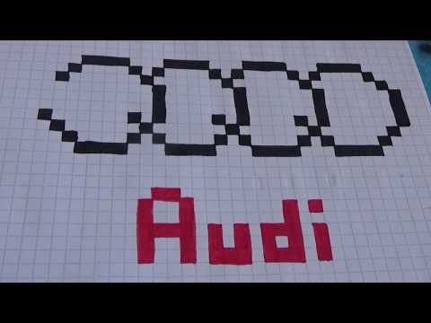 Pixel Art Audi Youtube