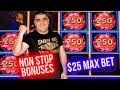 NON STOP Bonuses On Lightning Link Slot Machines | SE-1 | EP-23