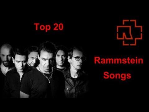 Top 20 Rammstein Songs
