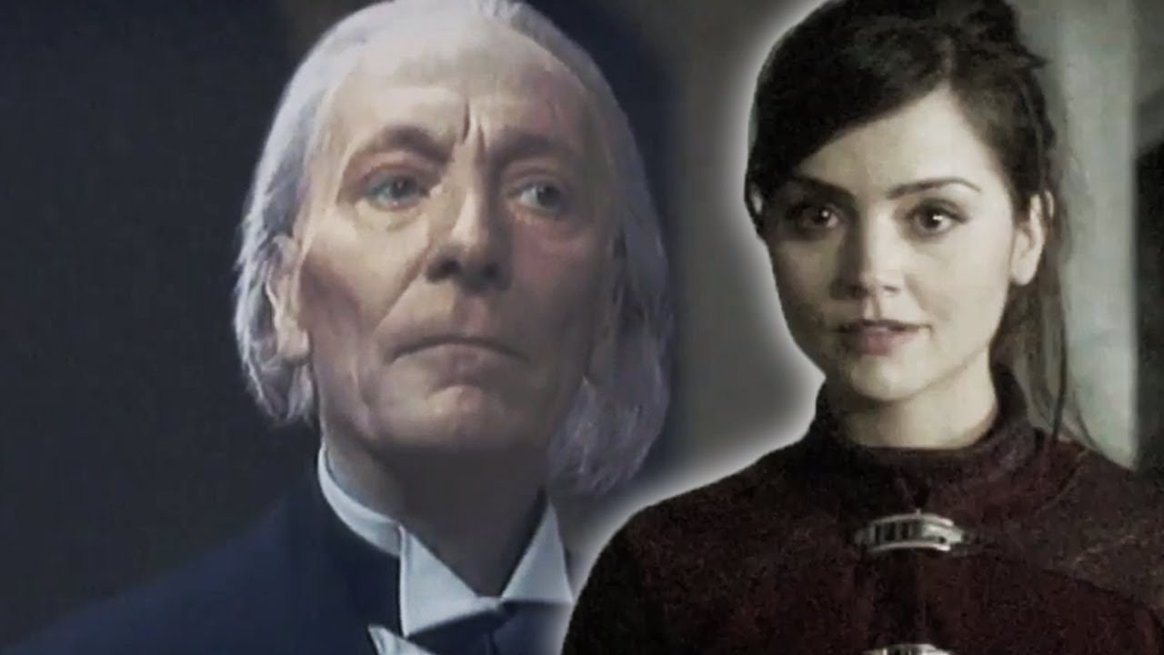 Gallifrey Falls No More Wallpaper Doctor Who The First Doctor Meets Clara Oswald Youtube