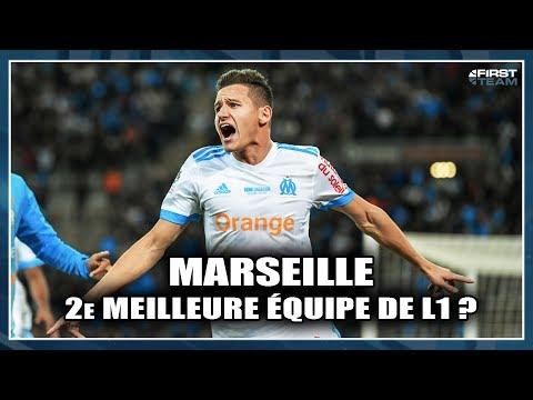 MARSEILLE, 2e MEILLEURE ÉQUIPE DE L1 ? Class'Foot #11