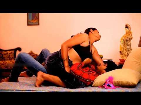 Hot Desi Indian Surekha Aunty Latest Hot Romantic Short Film thumbnail