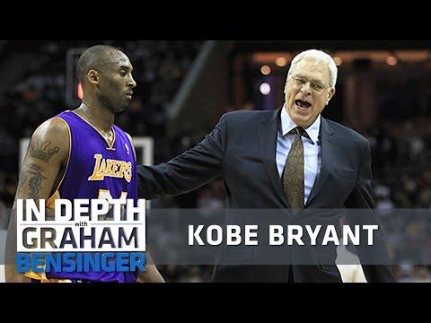 Kobe Bryant: I sent Phil Jackson to therapy
