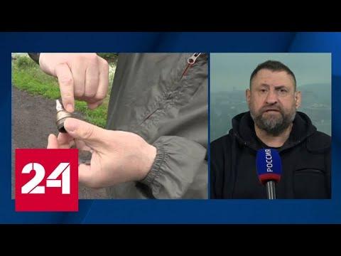 Украинская армия нарушает режим прекращения огня - Россия 24